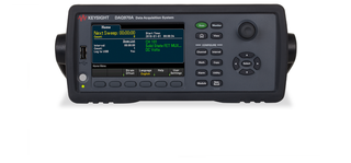 Price and performance beyond compare: New Keysight DAQ970A data acquisition system