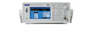 New Aim-TTi TGR2050 Series RF Signal Generators
