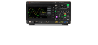 The new generation of Keysight DSOX1000 2-channel oscilloscopes: Cutting-edge technology at an affordable price