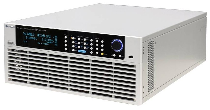 Chroma 63200E series high power DC loads (2 kW – 24 kW)
