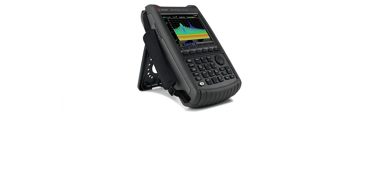 Next generation of Keysight FieldFox handheld RF analyzers
