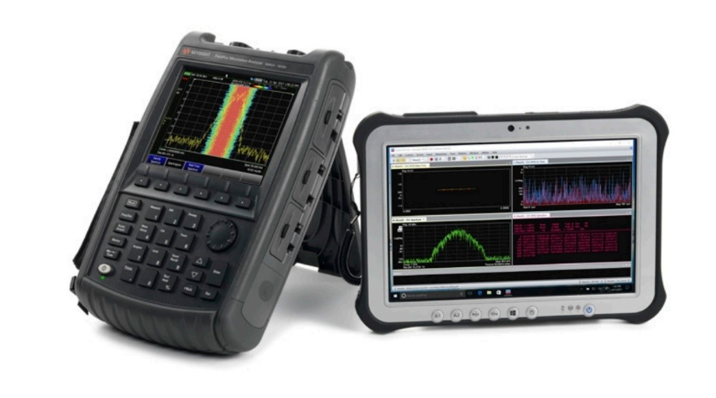 FieldFox handheld RF and microwave analyzers now support 89601B VSA software